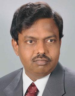 Kandasamy Sankaran, Director and Delivery Head, Health Services, CSC India