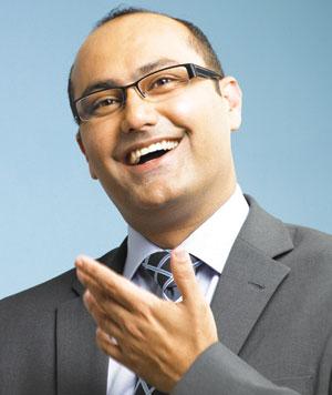 Malav Kapadia – Vice President – Sales, HealthFore