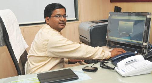 Vikas Kharage Mission Director, National Rural Health Mission, Maharashtra