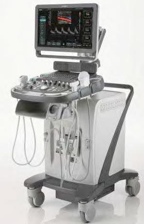 Seimens-Ultrasound System
