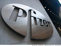 Pfizer reduces its staff base in India