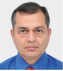 Dr Sanjay Mehrotra
