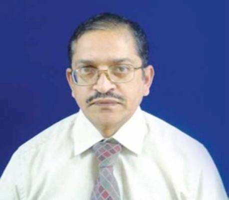 Dr V Balasubramanyam