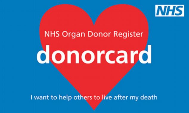 A law in Wales assumes you're an organ donor unless stated otherwise