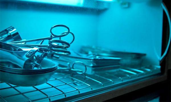 Hospitals-Sterilization