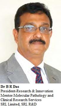 Dr B R Das