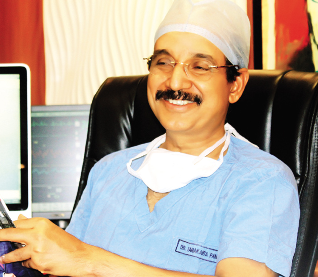 Dr Ramakanta Panda, VC & MD, Asian Heart Institute, Mumbai