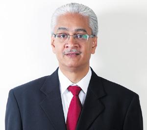 Dr Venkatesh Krishnamoorthy, Chairman and Chief Urologist, NU Hospitals, Bangalore