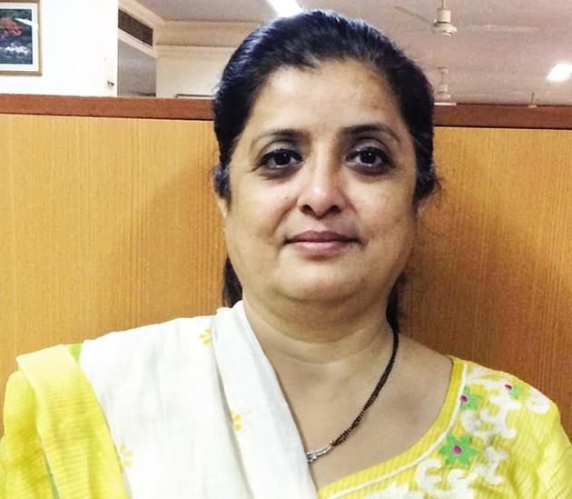 Kanchan Jeswani, Product Manager-Hematology, Transasia Bio- Medicals Ltd