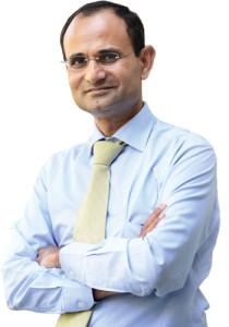Abhishek Bhartia,Director of Sitaram Bhartia Institute of Science and Research,