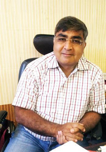 Dr Yuvraj Sharma