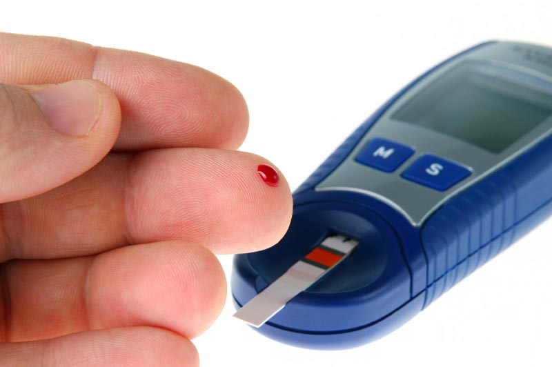 Finger pricking to monitor blood sugar levels could be a thing of the past.