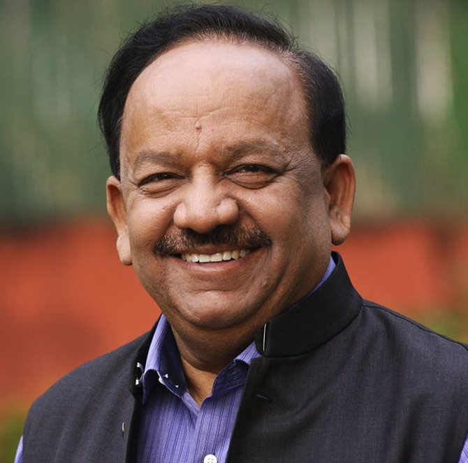 Government will soon address rising healthcare cost: Harsh Vardhan