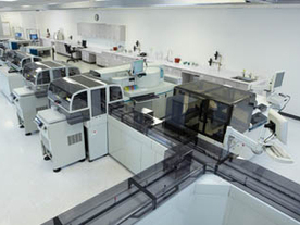 Siemens installs world's longest and India's first lab automation track at Thyrocare