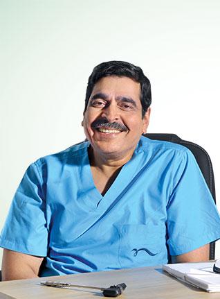 Dr Harshvardhan Hegde,