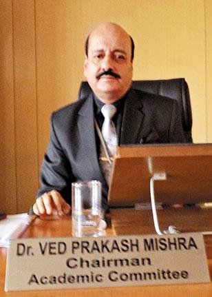 Dr VP Mishra
