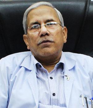 Dr MC Mishra