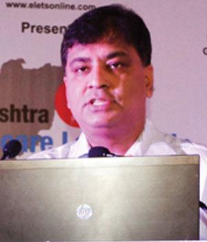 Dr Sailesh Puntambekar