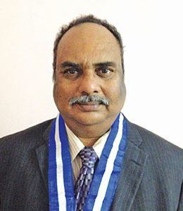 Dr SSC Chakra Rao