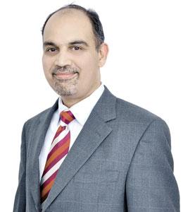 Dr Kiran Saraff