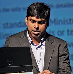 Dr B.K.Murali