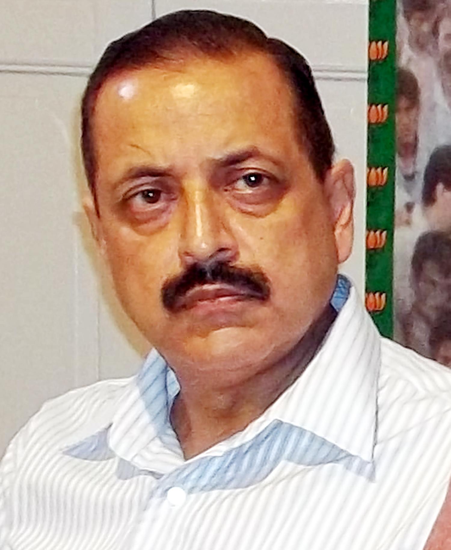 Jitendra Singh Net Worth