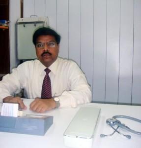 Dr. Pankaj Aggarwal, Homeopathic Physician