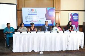 SRL Felicitates Women 2015