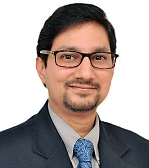 Dr. Vishal Rastogi