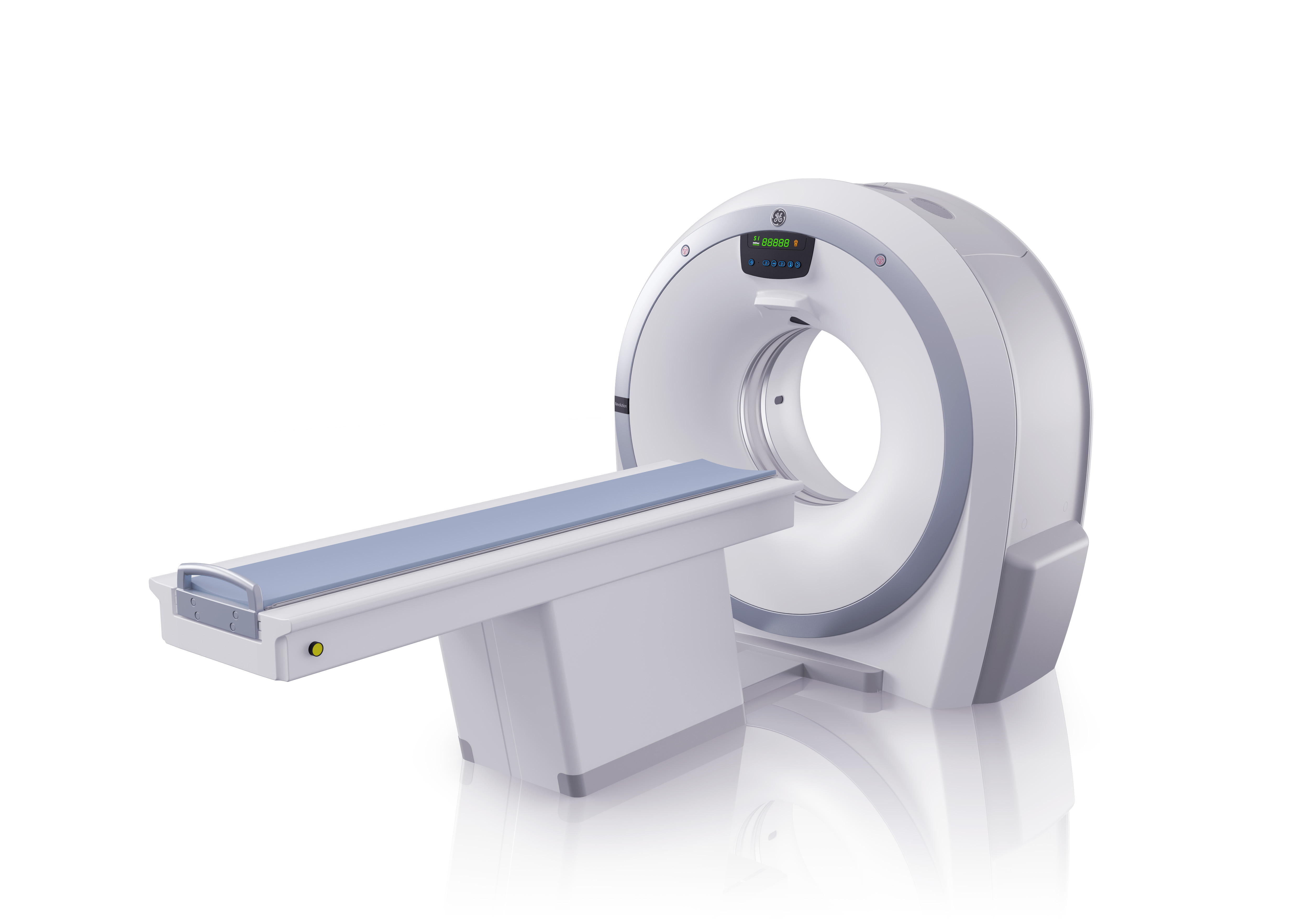 GE Launches India Designed CT Scanner