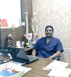 Dr S Anand Kumar