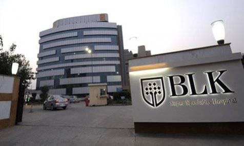 BLK Super Specialty Hospital, New Delhi
