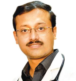 Dr Avik Bhattacharyya, Consultant Interventional Radiology,