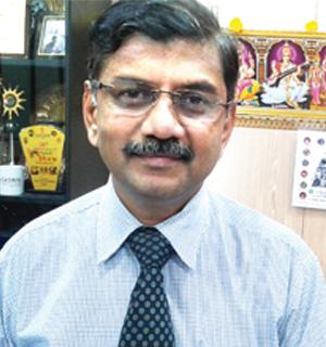 Dr K V Raman