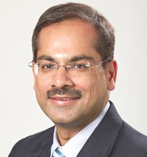"Raveendran Gandhi, Senior Director "" Radiology,"