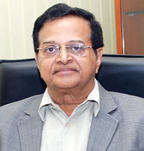 K. Krishnam Raju, Director, GVK EMRI.
