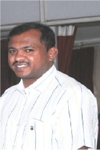 R Prasanna, Director of Health Services, Chhattisgarh