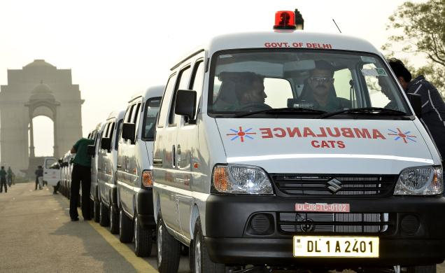 Delhi govt, Wipro to provide free ambulance service