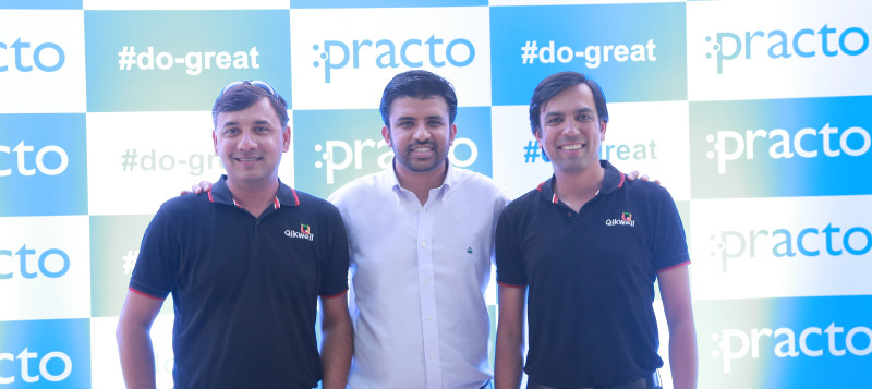 Practo Makes Second Acquisition in a Month, Acquires Qikwell