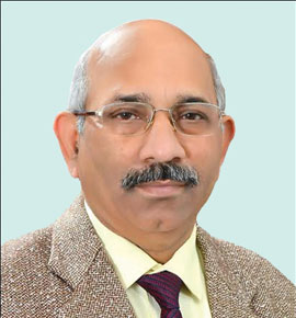 Dr K K Kalra, CEO, National Accreditation Board for Hospitals (NABH) and Healthcare Providers, Delhi