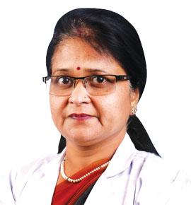 Dr Reena Bansal, HOD, Blood & Transfusion Medicine, Saroj Super Specialty Hospital, Delhi