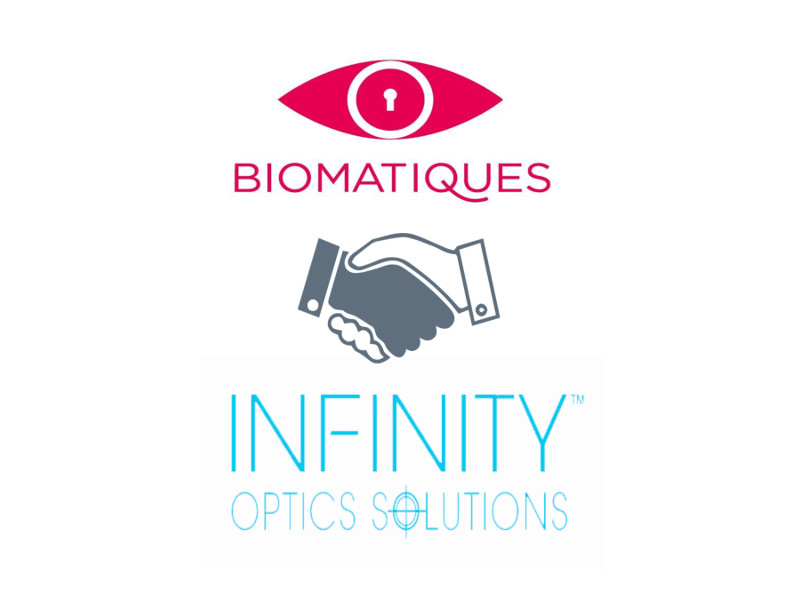 Biomatiques Partners With Singapore Based Infinity Optics