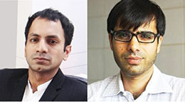 Nilesh Aggarwal and Amit Sharma Co-founders, eMediNexus