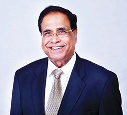 Chairman Kovai Medical Center & Hospital and Trustee, Kovai Medical Centre Research & Educational Trust, Tamil Nadu