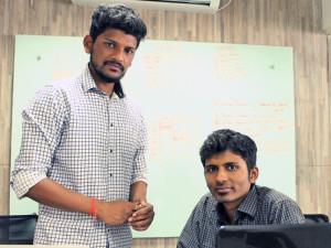 Mayank Harlalka, Founder & CEO and Ashank Harlalka, Co-founder, Medical U I