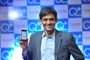 Anurag Sharma Co-Founder and CTO, Quadio Devices Pvt Ltd
