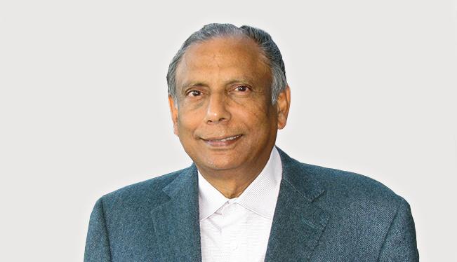 Raj Vattikuti, Founder, Vattikuti Foundation