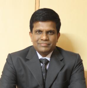 K Chandrasekhar, Founder & CEO, Forus Health