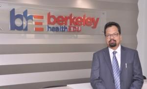 Soumya Kanti Purkayastha, Chief utive, Berkeley HealthEDU