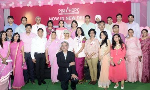 doctors-and-cancer-survivors-at-the-launch-of-pink-hope-cancer-patient-support-group-in-delhi